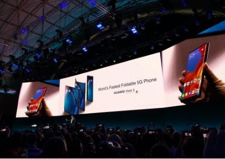 华为将推出世界上最快的5G手机