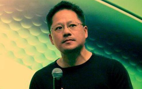 2018中国AI英雄风云榜 商业创新人物大师奖 黄仁勋