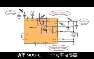 LTM4641降压型稳压器在工业领域的应用
