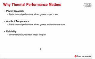 采用SIMPLE SWITCHER稳压器简化散热设计