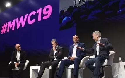 """""""MWC2019""""会上,3家运营商CEO对5G商..."""
