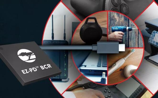 赛普拉斯又双叒叕发布了新的USB-C解决方案,实现电源插头的终极统一