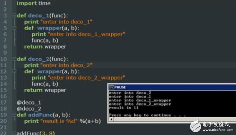 让你学写Python装饰器的五大理由