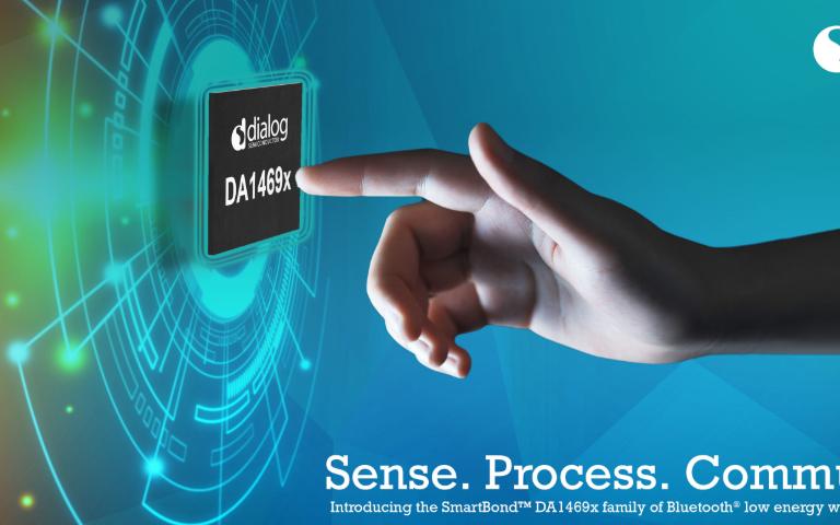 Dialog半導體公司最新藍牙低功耗無線多核MCU系列——DA1469x