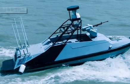 中国首艘两栖无人艇正投入研发