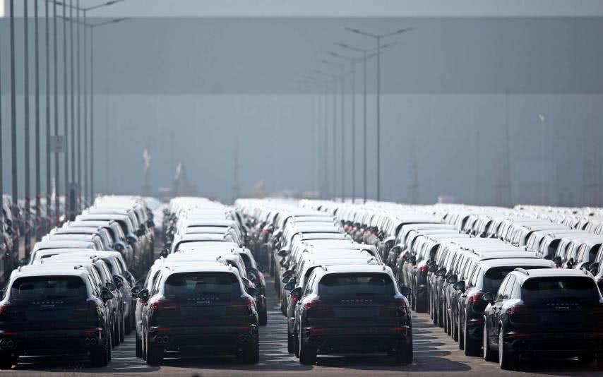 投资400亿欧元加快电动车研发 德车企欲争夺海外市场