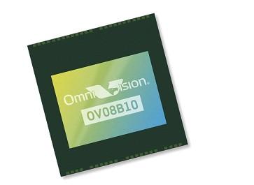 豪威科技推出一款新型图像传感器OV08B支持自拍摄影和多摄像头应用