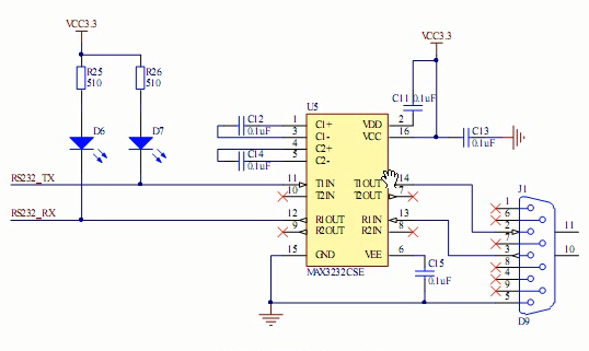 FPGA视频教程之BJ-EPM240学习板串口通信实验的详细资料说明