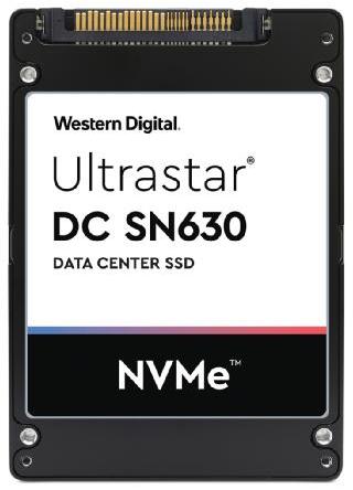 西部数据公司扩展NVMe数据中心产品系列 启动从...