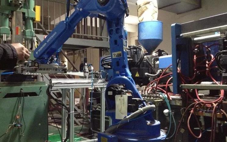 """中国的工业机器人""""大脑""""总集"""
