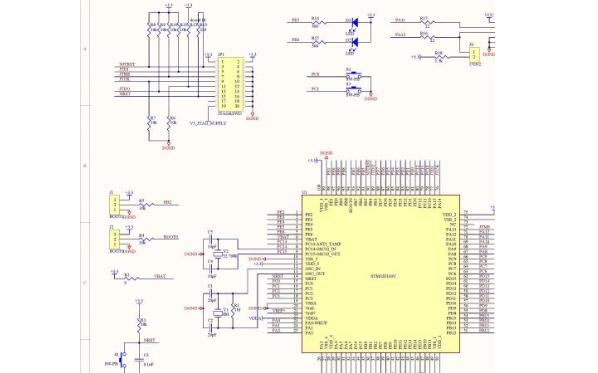 STM32F103的串口驱动的应用程序软件免费下载