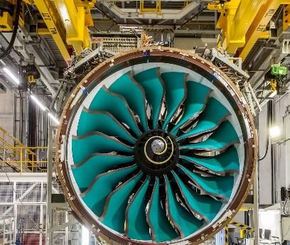 UltraFan将重新定义喷气飞机发动机