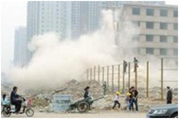 PM2.5传感器在水雾喷淋降尘系统的应用