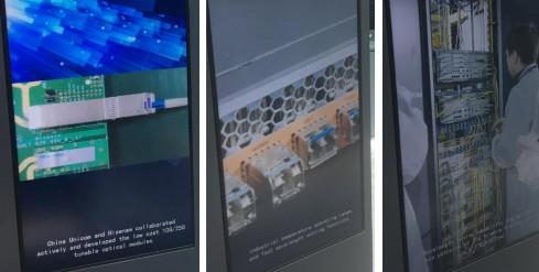 中国联通已与国内主要光模块供应商合作开发了10G/25G可调谐光模块