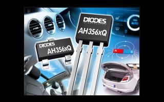 Diodes推出量身打造且符合汽車規格的0級全極...