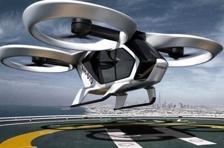 我国首架新型飞行器CityAirbus将于本月完成首次飞行
