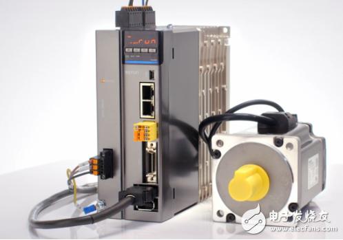 ProNet Summa系列驱动器具有高响应控制 达到了工业领域最高安全等级