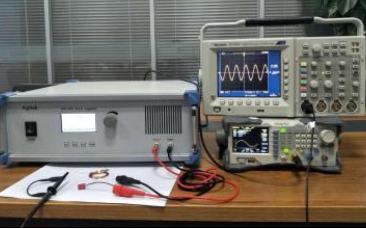Aigtek功率放大器在压电样品超声谐振谱测试中应用详细资料说明