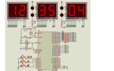 单片机定时器控制循环彩灯的程序资料免费下载