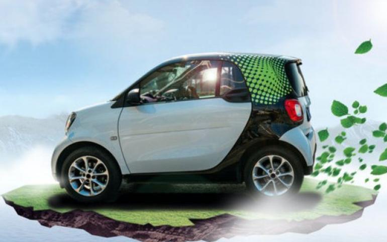 新能源汽车:一线厂商高速成长