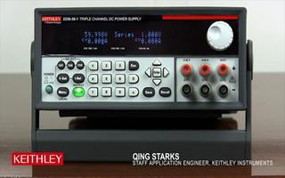 2220-30-1在自动测试系统如何配置并联操作...