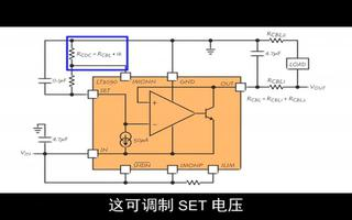 LT3090低噪音稳压器的特点及应用