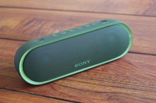 索尼蓝牙音箱SRS-XB20评测 值不值得买