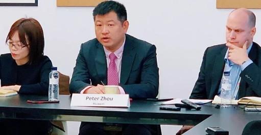 华为将和全球伙伴继续紧密合作更加努力创新做好产品