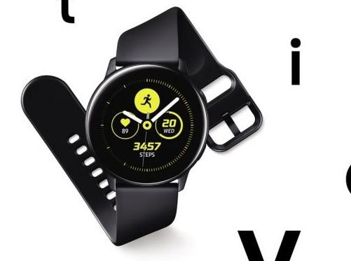 三星正式发布了智能手表三星Galaxy Watch Active以及无线耳机