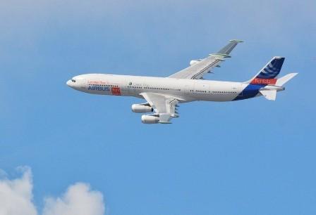 空中客车A340刀锋层流验证机将于近日恢复试飞