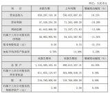 江丰电子发布2018年度业绩快报,实现营业收入6...