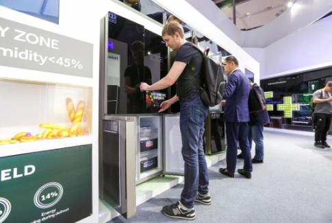 """冰箱进入""""海尔时代"""" 这是海尔冰箱原创科技实力世..."""
