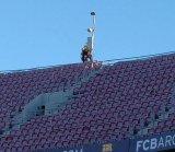诺坎普体育场场内覆盖升级到5G