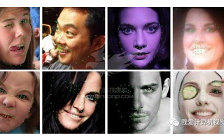 PFLD:简单、快速、超高精度人脸特征点检测算法