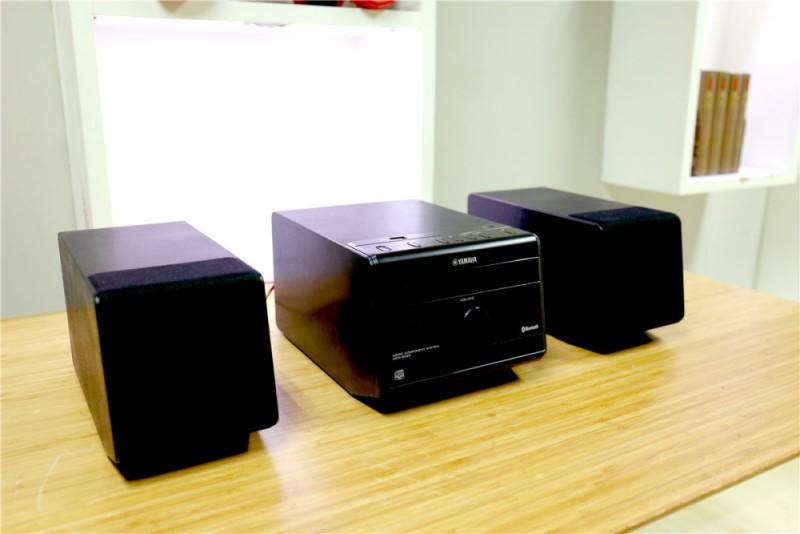 YAMAHA桌面Hi-Fi评测 外观独特且复古音质还算不错