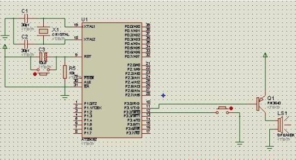 单片机C语言中如何使用nop函数进行短延时的效果资料和程序说明