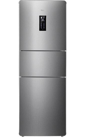 适合小户型的三门冰箱盘点 身材小容量大