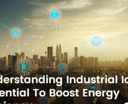 工业物联网技术可以帮助工业领域节约能源提高运作效...