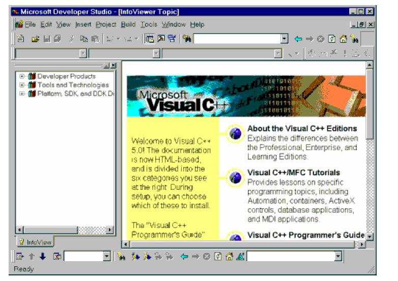 Visual C++ MFC的入門教程資料免費下載