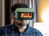 混合现实将至?一款足以媲美人眼分辨率的头戴式VR产品