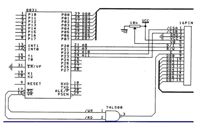 单片机按键显示接口的程序资料免费下载