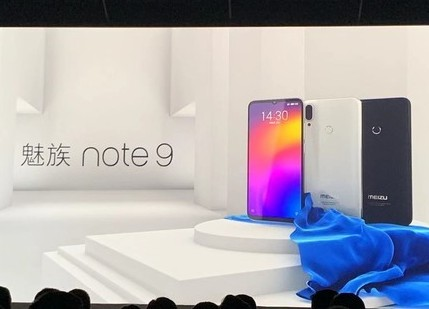 魅族Note9即将开售搭载骁龙675芯片主打千元...