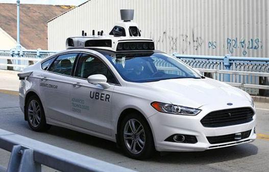 无人驾驶汽车撞死一名行人 检方宣布Uber无刑责