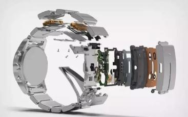 智能表带,兼顾传统工艺和科技体验,索尼大法好