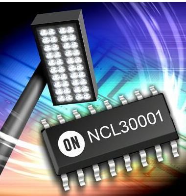 安森美半导体推出了一款隔离型单段功率因数校正LED驱动器