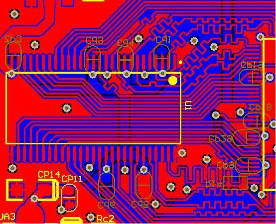 在FPGA高速AD采集設計中的PCB布線解決方案淺析