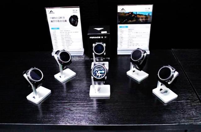 Pacewear/FERACE3/Garmin235智能手表对比评测 谁最好用
