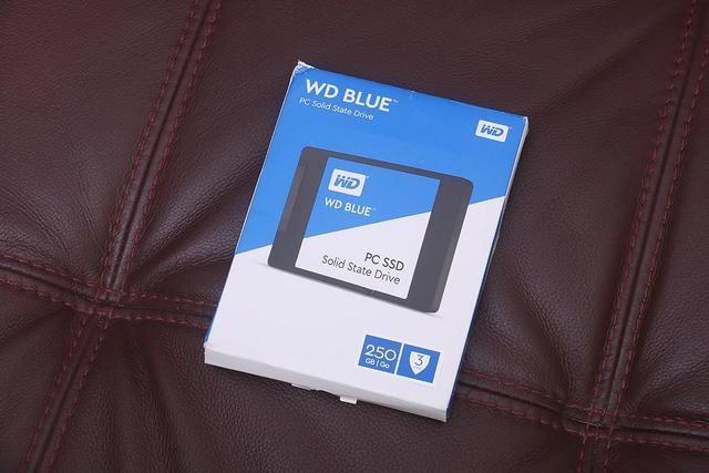 西数蓝盘SSD250G怎么样