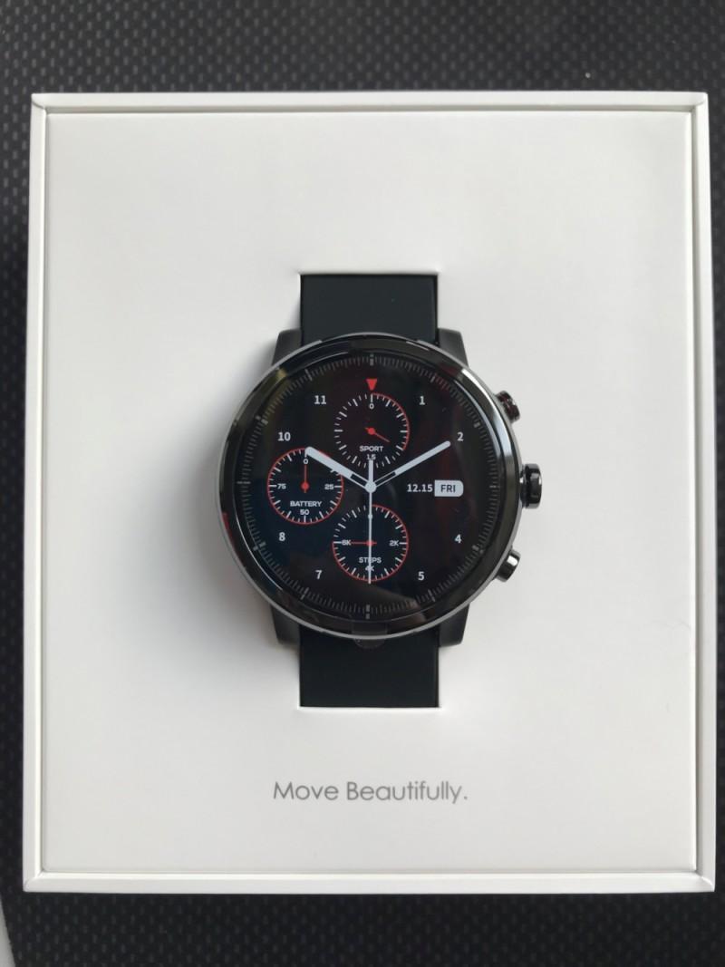 AMAZFIT智能运动手表2评测 千元价位用于运动监测可谓性价比之选