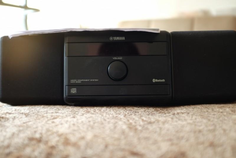 YAMAHAMCR-B020音箱评测 作为家庭组合音箱功能已很全面